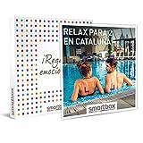 Smartbox - Caja Regalo para Mujeres - Relax para 2 en Cataluña - Ideas Regalos Originales para Mujeres - 1 Acceso a SPA o Masaje para 2 Personas