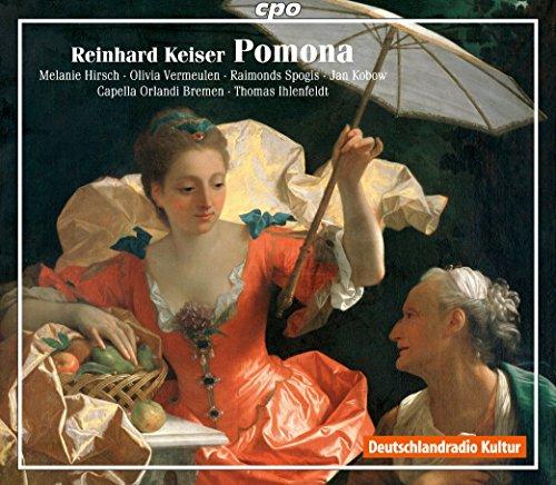 Keiser : Pomona. Hirsch, Sandmann, Kobow, Ihlenfeldt.