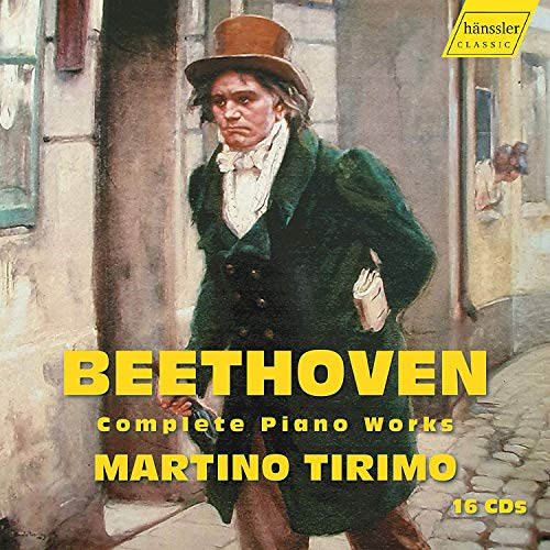 Beethoven-Complete Piano Works