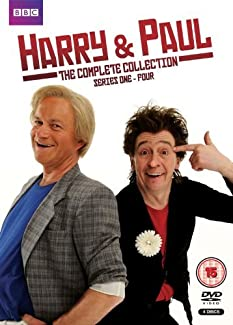 Harry & Paul - The Complete Collection - Series One - Four