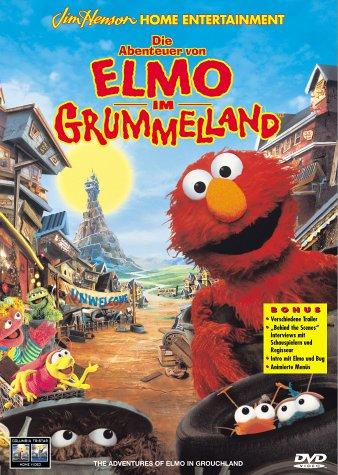 Die Abenteuer von Elmo im Grummelland