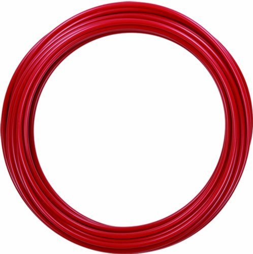 Viega 32121 PureFlow Zero Lead ViegaPEX Tubing with Red Coil of Dimension 1/2-Inch by 100-Feet by Viega