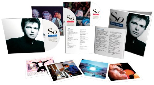 So [25th Anniversary Edition] [Deluxe Edition] [Remastered]