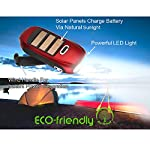 NEW Re-Wind Eco Friendly Compact Pocket Torch - Features: Wind-up Action, Rechargeable and Solar Powered, Powerful 3 LED… 6