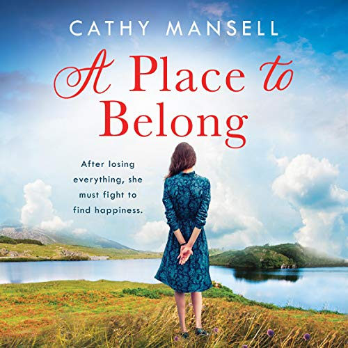 A Place to Belong audiobook cover art