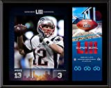Tom Brady New England Patriots 12'' x 15'' Super Bowl...