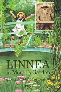 Linnea in Monet`s Garden