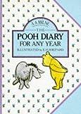 Winnie-the-Pooh Any Year Diary