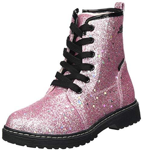 Lico Mädchen Sarina Hip Mode-Stiefel, Pink (Rosa), 34 EU
