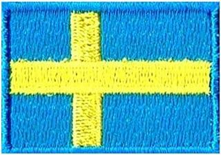 スウェーデン国旗SS ワッペン