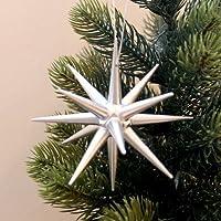 立体オーナメント 銀の星(大)