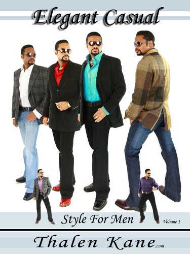 100 Outfits for Men - Casual Style For Men (Elegant Casual Style For Men Book 1) (English Edition)