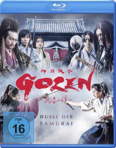 Gozen - Duell der Samurai, 1 Blu-ray
