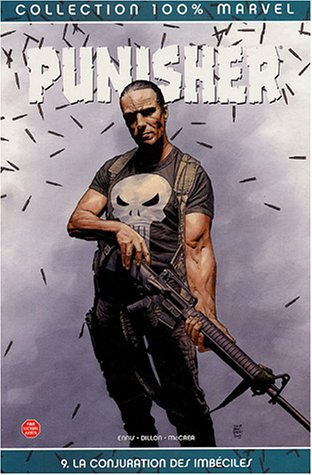 Punisher T09 La Conjuration Des Imbeciles