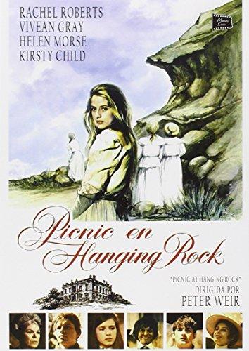 Picnic En Hanging Rock - Picnic At Hanging Rock - Peter Weir - Rachel Roberts - Audio: Spanisch, Englisch. Untertitel: Spanisch.