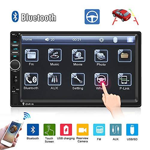 Car Radio-Double Din Car Stereo 7
