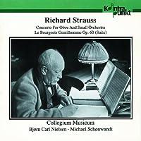 Strauss: Oboe Concerto / Collegium Musicum