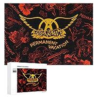 エアロスミス Aerosmith Permanent Vacation 大人 子供 300ピースの木製パズル 誕生日 プレゼント 教育ゲーム パズルゲーム ギフト 人気