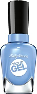 Sally Hansen Miracle Gel™ - Sugar Fix, A Light Blue Nail Polish, 0.5 fl oz - 14.7 ml