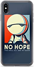 Compatible for iPhone 7 Plus/8 Plus No Hope Comedy Science Fiction Vintage TV Show Style