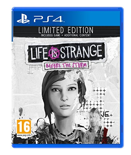 Life is Strange: Before the Storm Limited Edition - PlayStation 4 [Importación inglesa]