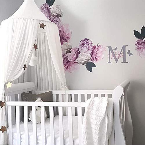 CWJCZY Prinses Baby wieg Netten Ger Type Klamboe Bed Kids Luifel Beddeken Gordijn Beddengoed Koepel Tent