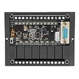 Jadpes PLC Tablero de Control Industrial programable, PLC Tablero de Control Industrial FX1N-20MR Módulo de retardo de relé programable con Carcasa para Arduinos R3 Mega 2560 1280 DSP Arm