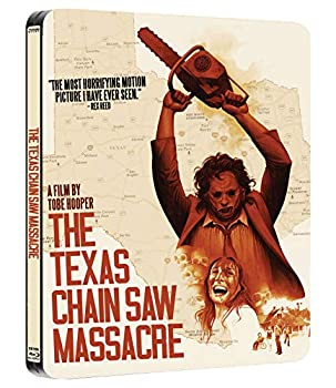 The Texas Chain Saw Massacre Limited Edition Steelbook [Blu-ray]