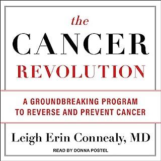 The Cancer Revolution audiobook cover art