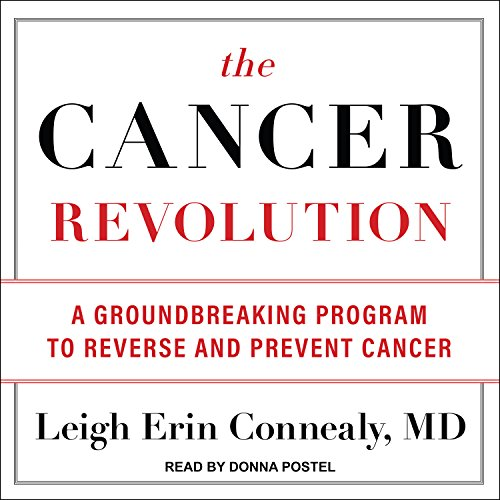 Couverture de The Cancer Revolution