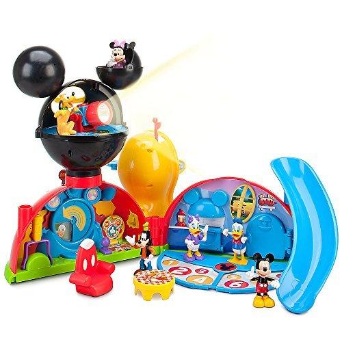 Disney(ディズニー) Mickey Mouse Clubhouse Deluxe Play Set ミッキー・マウスのクラブハウス デラックス プレイセット【並行輸入品】