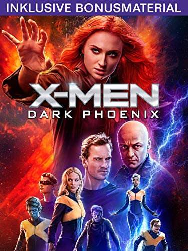 X-Men: Dark Phoenix (inkl. Bonusmaterial) [dt./OV]