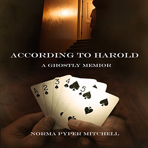 According to Harold audiobook cover art