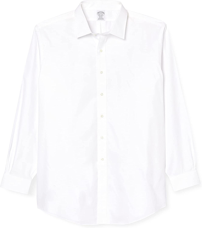 Brooks Brothers Dress Non-Iron Ainsley Regent - Camisa para ...