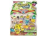 Grossery Gang- Paquete de 10 y Ballesta, Multicolor (Flair Leisure Products GGA35000)