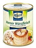 Harzer Würzfleisch - 400g - Keunecke Feine Marke mit Tradition - DLG prämiert