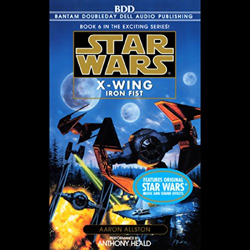Star Wars: The X-Wing Series, Volume 6: Iron Fist cover art