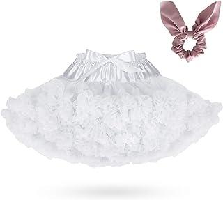 Baby Girls Tutu Skirt Princess Fluffy Soft Tulle Ballet Birthday Party Dance Pettiskirt Tiered