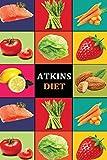 Atkins Diet: Atkins Diet Recipes - Atkins Diet Cookbook - Atkins Diet for Beginners - Atkins Diet Recipes - Atkins Diet Cookbook - Atkins Diet for ... Diet Recipes -Atkins Diet Cookbook: Volume 1
