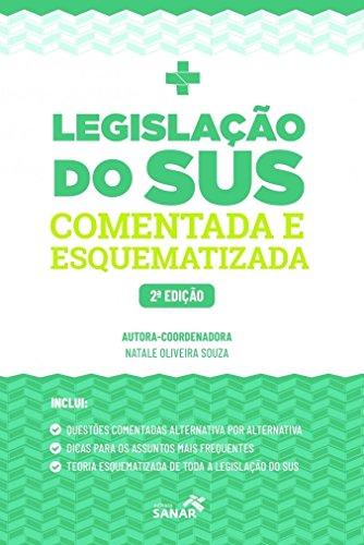 Legislação do SUS Comentada e Esquematizada: Para Concursos e Residências