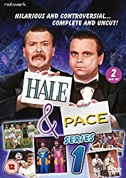 Hale and Pace on DVD