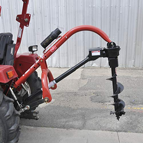 Tool Tuff Pole-Star 400 3-Point Tractor...