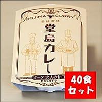 堂島カレー ビーフ大人の甘口 40食セット