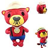 ZEWAN Animal Crossing Pascal Plush Toy, More Bigger Red Sea Otter 12.6'/32CM Game Role Cartoon Figure Toys Doll for Little Buddy