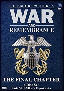 War & Remembrance - Vol. 2, The Final Chapter: Parts 8 - 12 by Robert Mitchum