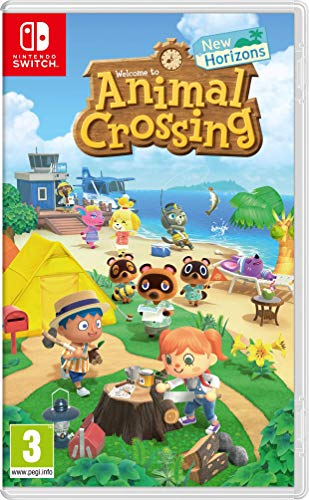 Animal Crossing: New Horizons Nsw - Nintendo Switch [Edizione UK]