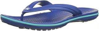 Crocs Crocband Flip, Tongs Mixte Adulte, Bleu (Blue Jean Pool), 48/49 EU