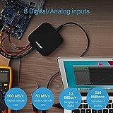 Logic Pro8 (Negro) - Analizador Lógico de 8 Canales de Saleae