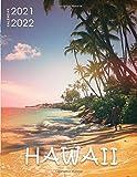 Hawaii Calendar 2021-2022: Special Calendar & Planner (2 Years Calendar)