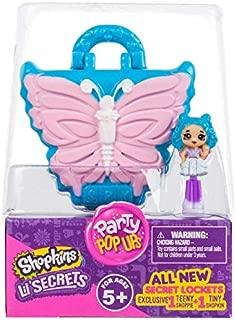 Shopkins Lil Secrets Secret Locket – Butterfly Nail Boutique